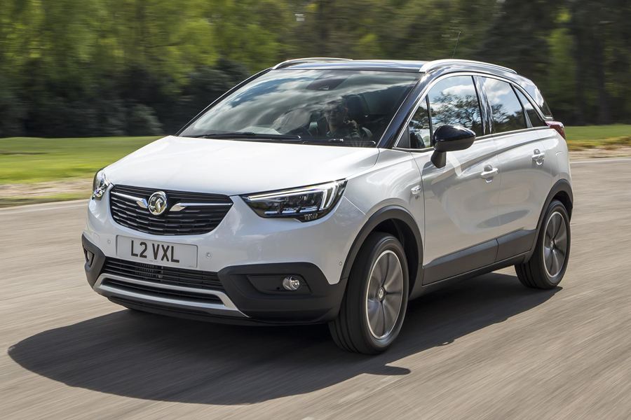 VAUXHALL SCORES HAT-TRICK AT CARBUYER BEST CAR AWARDS