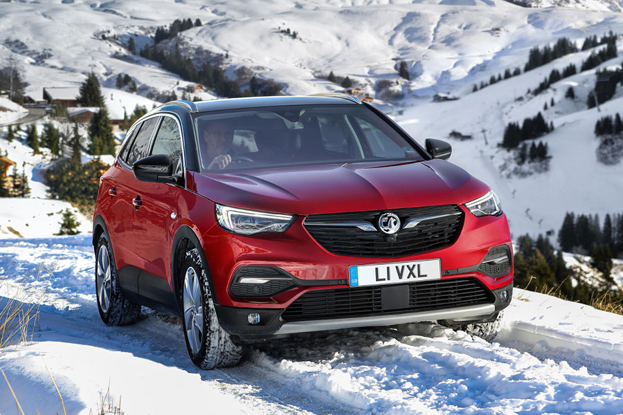 "VAUXHALL'S ALL-NEW CROSSLAND X IS NAMED ""BEST IN CLASS 2017"" BY EURO NCAP"