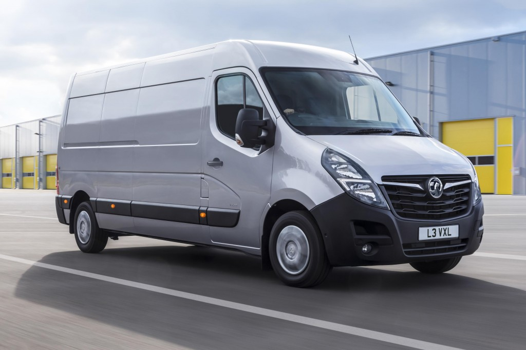 VAUXHALL CELEBRATES WORLD PREMIERE OF ALL-NEW BRITISH-BUILT VIVARO VAN