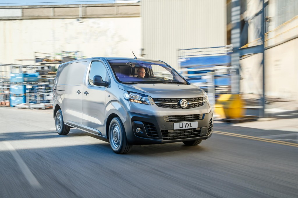 Vauxhall Reveals New Movano