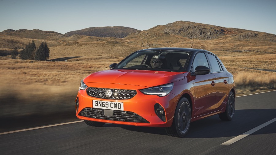 VAUXHALL SCORES HAT TRICK AT WHAT VAN? AWARDS