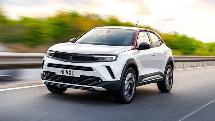 VAUXHALL WINS THE TRIPLE IN TRADE VAN DRIVER'S ANNUAL AWARDS